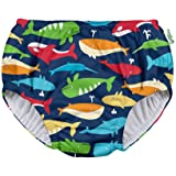 i play. by green sprouts Boys' Pull-up Reusable Absorbent Swimsuit Diaper