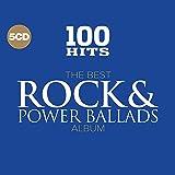 100 Hits The Best Rock Power Ballads Album