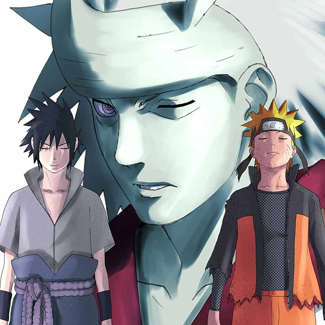 Naruto ナルト うちはサスケ うずまきナルト うちはマダラ 六道化