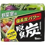 脱臭炭 野菜室用 脱臭剤(炭ゼリー 140g エチレン吸着剤 2g)