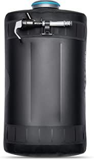 Hydrapak Expedition - Collapsible BPA & PVC Free Water Storage Bag (8L/270oz) - Chasm Black