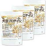 大豆プロテイン instant (国内製造) 1kg×3袋 [02] NICHIGA(ニチガ) ソイプロテイン 遺伝子組み換え不使用