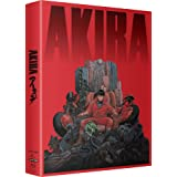 Akira (4k Ultra Hd/ Blu-ray Combo) Limited Edition