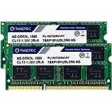 Timetec Hynix IC 16GB(8GBx 2枚) Mac用 DDR3L PC3-14900 1866MHz…