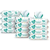 Baby Wipes, Pampers Sensitive Water Baby Diaper Wipes, 864 total wipes