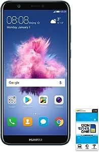 HUAWEI nova lite 2 【OCNモバイルONE SIM付】 (データSIM ブルー)
