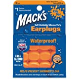 Mack's Moldable Kids Size Silicone Ear Plugs 6 Pair