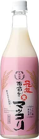 元祖 源一郎さんの生マッコリ(900ml)国産生マッコリ 甘味料無添加 クール便発送 鹿児