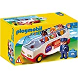 PLAYMOBIL 1.2.3 Airport Shuttle Bus by PLAYMOBILAA