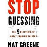 Stop Guessing [Paperback] nat greene
