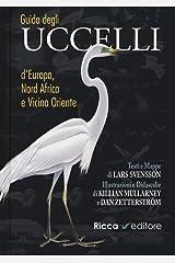 Guida agli uccelli d'Europa, Nord Africa e Vicino Oriente Hardcover