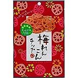 壮関 梅れんこんチップ 18g ×6袋