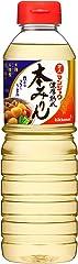 Kikkoman Sweetened Cooking Rice Wine (Hon Mirin), 500 ml