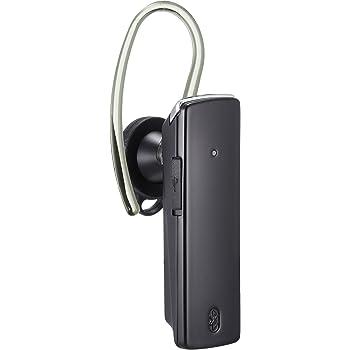 ロジテック Bluetoothヘッドセット iPhone&android対応 A2DP対応(音楽視聴可能) Bluetooth3.0対応 HS320シリーズ ブラック LBT-MPHS320BK