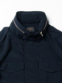 Garment Dyed M65 Jacket 11-18-2889-139: Navy