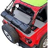Shadeidea Soft Top Boot for Jeep Wrangler Premium Storage Cover JL Unlimited JLU 4 Door & 2 Door 2018 2019 2020 with Pouch -