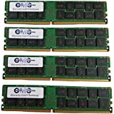 64GB ( 4x 16gbメモリRamと互換性HP / Compaqワークステーションz440サーバーのみby CMS b102