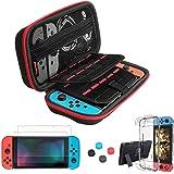 スイッチケース 任天堂 Switch ケース、Vilcome Nintendo Switch専用の保護ケース 外出や旅行…