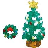 カワダ ナノブロック クリスマスツリー NBC_323