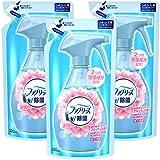 【まとめ買い】ファブリーズ 除菌消臭スプレー 布用 ほのかなフラワーブロッサムの香り 詰め替え 320mL×3個