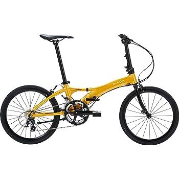 DAHON(ダホン) Visc EVO 20インチ(451) アルミフレーム 2x10段変速 折りたたみ自転車 2018年モデル
