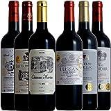 全て格上AOC 格段に違う味わい フランスボルドー 赤ワイン 飲み比べ 6本セット 750ml×6本