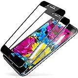 MINIKA iPhoneSE2ガラスフィルム 全面保護 iPhonese2 専用 フィルム アイフォンSE2 保護フィルム あいふおんse2 ガラス se2 液晶保護 SE 2020 画面保護シート 浮きなし/秒で貼り付け/高透過率で/指紋軽減/s