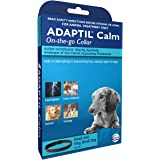 Ceva DHA5250 Adaptil Calm On the Go Dog Calming Canine Pheromone Collar for Anxiety and Fear Relief (Small and Very Small Dog