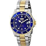インビクタ Invicta Men's 8928OB Pro Diver 23k Gold Plating and Stainless Steel Two-Tone Automatic Watch 男性 メンズ 腕時計 【並行輸入品】