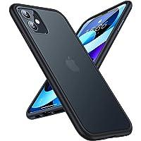 TORRAS iPhone 11 用 ケース 2021年新型 半透明 超 米軍MIL規格取得 マット感 SGS認証 黄ば…