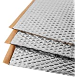 Noico 80 mil car Sound deadening mat, Butyl Automotive Sound Deadener, Audio Noise Insulation and dampening (18 sqft)