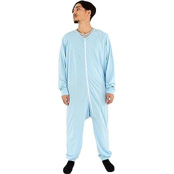 BIBILAB (ビビラボ) ニュータイプ 着る毛布 ダメ着 インナー Lサイズ HFDU-L-BU