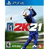 PGA TOUR 2K21(輸入版:北米)- PS4