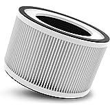 Volairy空気清浄機 専用交換フィルター HEPAフィルター 活性炭フィルター タバコ 花粉 対策 ホコリ除去 集塵フィルター
