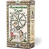 タロットカード 78枚 タロット占い 【 ハーモニアス タロット Harmonious Tarot 】日本語解説書付き [正規品]