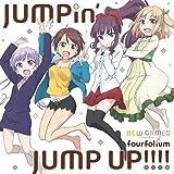TVアニメ「 NEW GAME!! 」エンディングテーマ「JUMPin' JUMP UP!!!!」