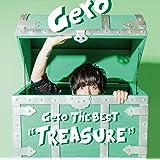 """Gero The Best """"Treasure""""<初回限定盤A CD+DVD>"""