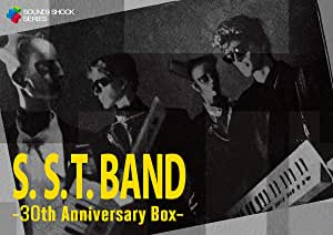 S.S.T.BAND -30th Anniversary Box-