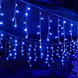 Christmas Best Decoration!!!Natarura 120 LED Fairy String Solar LED Bulb Light for Wedding Party Xmas Garden Decor,Enjoy a Wa