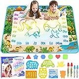 mixi Dinosaur Doodle Mat for Kids
