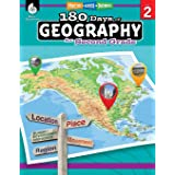 180 Days of Geography for Second Grade: Practice, Assess, Diagnose
