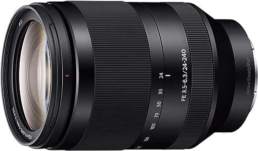 ソニー デジタル一眼カメラα[Eマウント]用レンズ SEL24240 (FE 24-240mm F3.5-6.3 OSS)