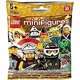 レゴ ミニフィギュア シリーズ10 71001