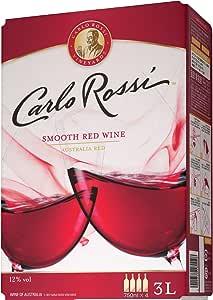カルロ ロッシ レッド [ 赤ワイン ライトボディ オーストラリア 3L ]