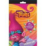 Trolls Stickerland Pad 4/Pages-