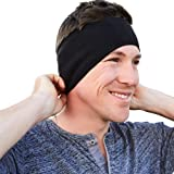 Self Pro Ear Warmer Winter Headband - Fleece Ear Warmers for Cold Weather