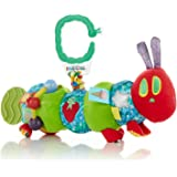 """KIDS PREFERRED 966180 World of Eric Carle, The Very Hungry Caterpillar Activity Toy, Caterpillar 12"""" X 5"""" X 3"""""""
