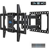 Mounting Dream TV Mount Bracket for 42-70 Inch Flat Screen TVs, Full Motion TV Wall Mounts with Swivel Articulating Dual Arms