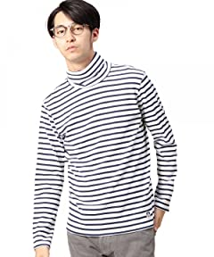 Turtleneck Shirt 1212-414-5726: White