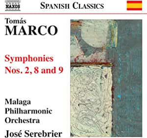 Symphonies 2 8 & 9